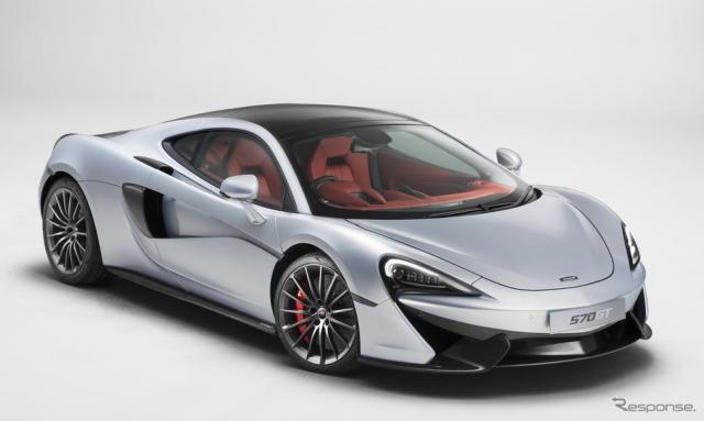 マクラーレン 570GT《photo by McLaren Automotive》