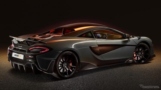 マクラーレン600LTクーペ《photo by McLaren Automotive》