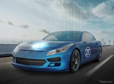 ZF、次世代の車載スーパーコンピューターを発表…上海モーターショー2021