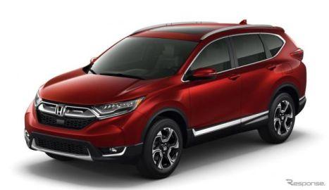 ホンダ CR-V など4車種2万6000台、燃料ポンプ不具合で再リコール…対象車両拡大
