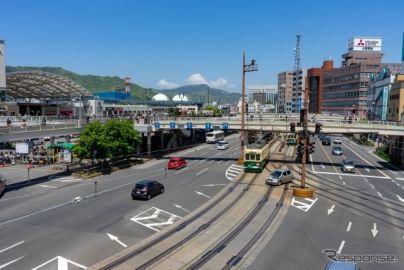 長崎市で観光型MaaSの実証実験---ビジネスモデル確立へ ゼンリン
