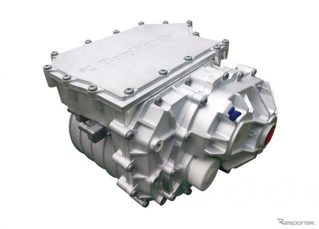 ボルグワーナーの統合電動ドライブモジュール「iDM」《photo by BorgWarner》