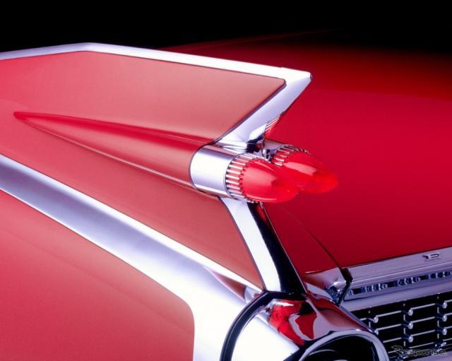 キャデラック・エルドラド Cadillac Eldoroado(1959年)《photo by Cadillac》