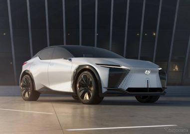 レクサスがついにブランド変革、その中身とは? 2025年までに電動車を含む約20車種を投入