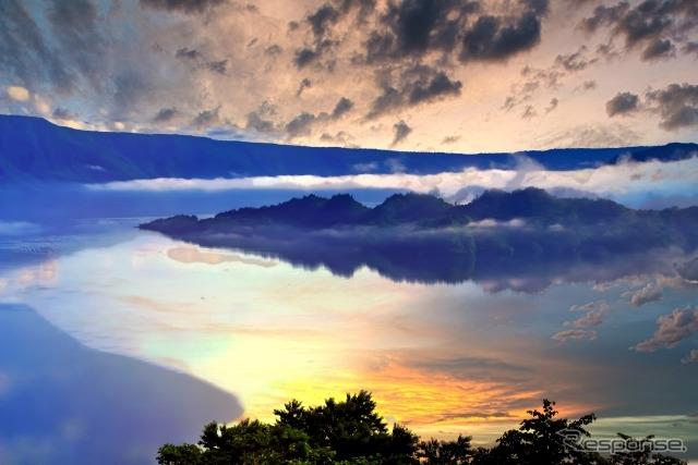 十和田八幡平国立公園(十和田湖)《写真提供 写真AC》