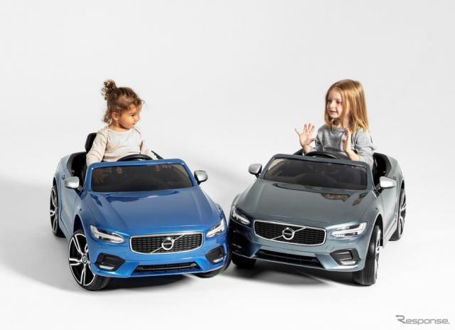24週間の有給育児休暇制度を導入するボルボカーズ(イメージ)《photo by Volvo Cars》