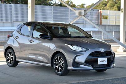 2020年度の新車総販売は7.6%減の465万台…トヨタ登録車シェアが年度初の5割超え