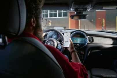 「MINIシェアリング」、専用アプリでカーシェアが簡単に…欧州発表