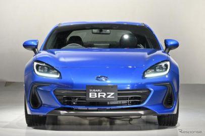 【スバル BRZ 新型】シン・BRZ公開…発売は2021年夏を予定[詳細画像]