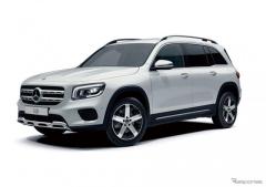 【メルセデスベンツ GLB 新型】エントリーモデルとディーゼル4輪駆動モデルを追加[訂正]