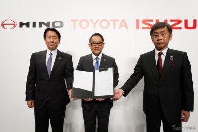 【池原照雄の単眼複眼】CASE実装で日本の物流を変える---「あり得ない」を超えたトヨタ・いすゞ・日野の協業