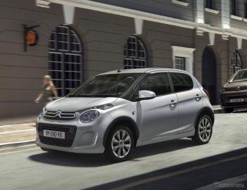 トヨタと兄弟車、シトロエン C1 に「ミレニアム」…6月欧州発売