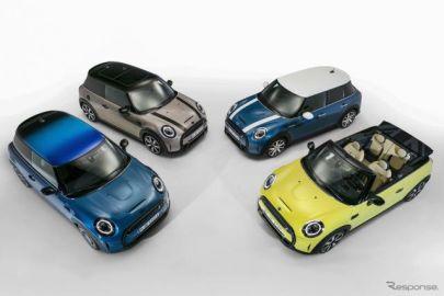 外国メーカー車モデル別販売、MINIが5年連続トップ 2020年度