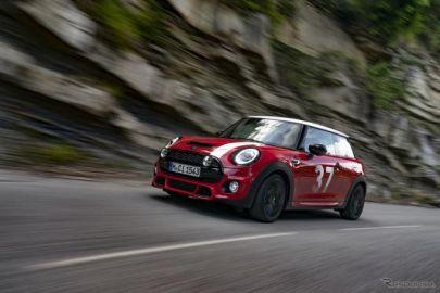 外国メーカー車モデル別販売、MINIが3期連続トップ 2021年第1四半期
