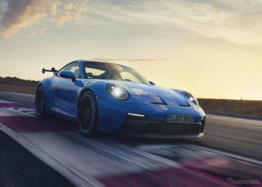 ポルシェジャパン、新型911GT3の予約受注開始---価格は2296万円