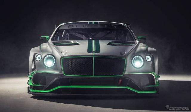ベントレー・コンチネンタル GT3《photo by Bentley》