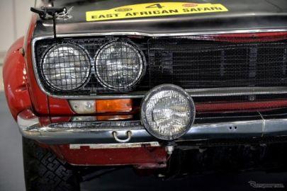 510ブルなど世界を席巻した日本のラリーカー…オートモビルカウンシル2021