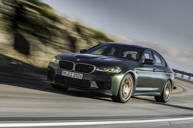 BMW M5 CS《写真提供 ビー・エム・ダブリュー》
