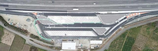 豊橋PA《写真提供 中日本高速道路》