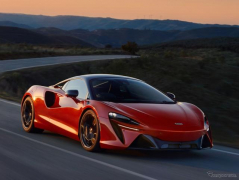 マクラーレンのPHVスーパーカー、『アルトゥーラ』…0-100km/h加速3秒で最高速330km/h