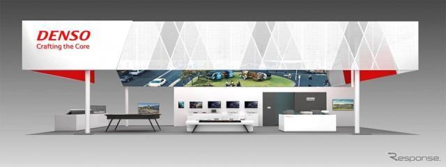 デンソー、電動化や安心・安全技術を紹介へ…上海モーターショー2021