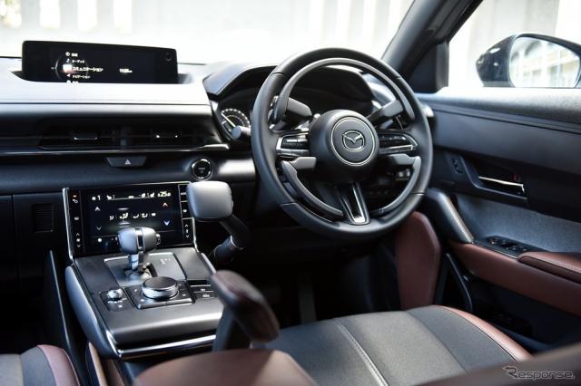 マツダ MX-30 EVモデル Self-empowerment Drive Vehicle(自操車)《写真撮影 中野英幸》