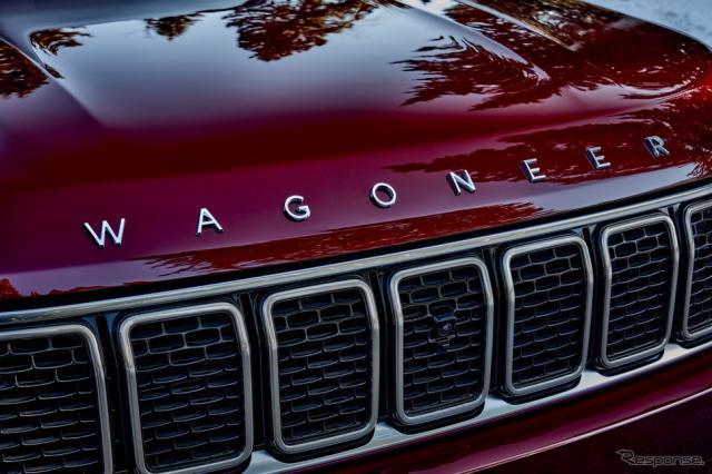 ジープ・ワゴニア 新型《photo by Jeep》
