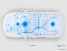 ボルボ XC90 次期型、2022年に発表へ…自動運転にエヌビディアの技術を搭載