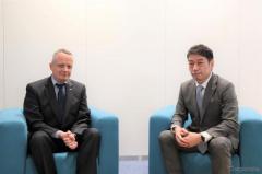 日本ミシュランタイヤ新社長「持続可能性が会社の未来のカギとなる」