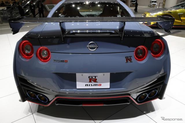 日産『GT-R NISMO』2022年モデル《写真撮影 高木啓》
