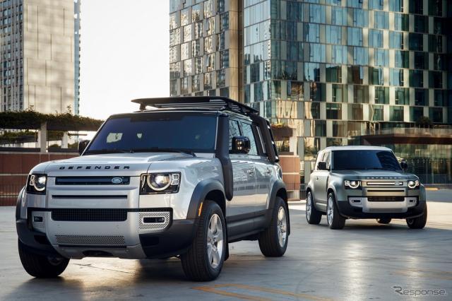 ランドローバー・ディフェンダー《photo by Land Rover》