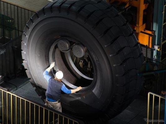 ブリヂストン、下関工場の設備刷新へ---鉱山・建設車両用タイヤの旗艦生産拠点