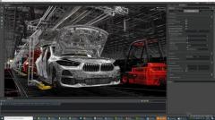 BMWグループ、仮想工場計画ツール導入…生産計画プロセスを30%効率化