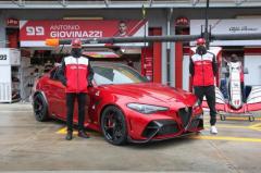 アルファロメオ ジュリア に「GTAm」、540馬力の2シーターセダン…公式発表