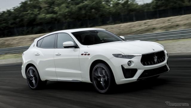マセラティ・レヴァンテ・トロフェオ(参考)《photo by Maserati》