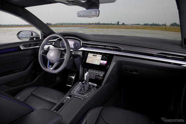 フォルクスワーゲン・アルテオン R《photo by VW》