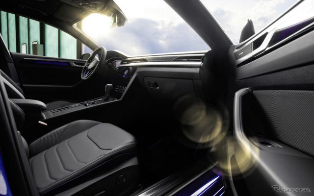 フォルクスワーゲン・アルテオン・シューティングブレーク R《photo by VW》