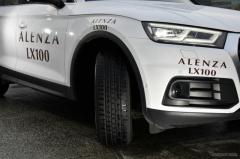 【ブリヂストン ALENZA 試乗】これだけバランスの整ったSUVタイヤはそう見当たらない…野口優