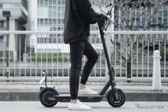 電動キックスクーター、セグウェイ初の公道走行モデルを予約開始…価格は10万7250円より