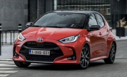 欧州新車販売が3年ぶりに増加、日本メーカーはトヨタが唯一プラス 2021年第1四半期