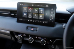 【ホンダ ヴェゼル 新型】自動地図更新を初採用、アプリも追加…Honda CONNECTの潜在力