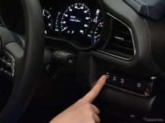 「いちいちボタン押したくない」CX-30/MX-30/マツダ3用アイドリングストップキャンセラー発売