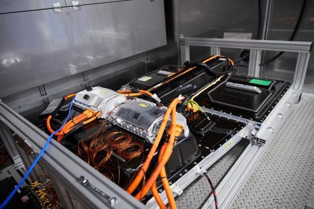 ボルボ XC40 リチャージ のバッテリー《photo by Volvo Cars》