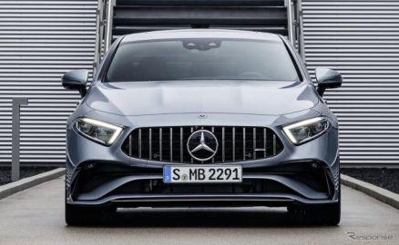 メルセデスベンツ CLS 改良新型に「AMG 53」、高性能48Vマイルドハイブリッド…上海モーターショー2021