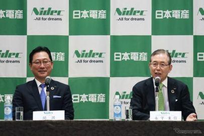 日本電産、日産出身の関社長がCEO就任へ…永守氏は会長にとどまる