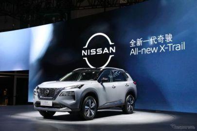 日産 エクストレイル 新型、日本導入はいつか…上海モーターショー2021でモデル発表