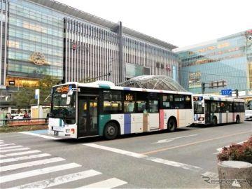スマホを見せてバス乗り放題、九州・下関の2400路線を定額で