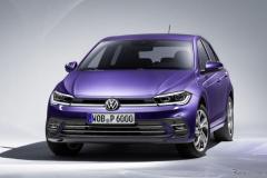 VW ポロ に改良新型、前後マスクを変更…欧州発表