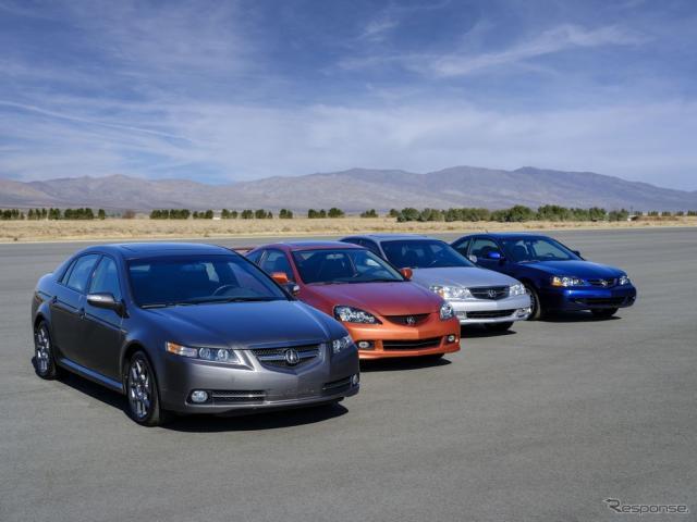 アキュラのタイプS(2001〜2008年モデル)《photo by Acura》