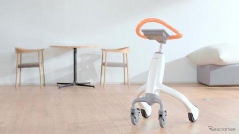 ロボットで歩行トレーニング、パナソニックが施設向けのサービスを開始